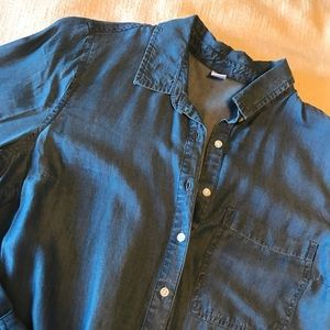 Old Navy Chambray Dress - New without tags